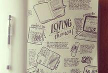 Journal / Journal inspiration