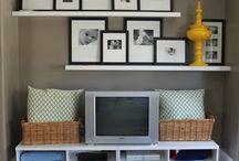 ideas for my home / by Lisa Markosky-Hodgson