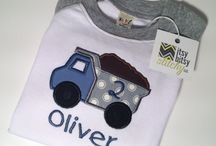 Oliver's 1st Birthday / by Jessica Duvall