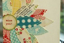 Cards, Paper & Stamp Happiness / by Kellie Yeates