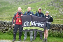 24 Peaks / This July we're climbing 24 Peaks in 24 hours. It's a tough challenge but it's nothing compared to the challenges faced by children who struggle to survive life on the streets. We're challenging our social media community to help us raise £10,000 for Railway Children