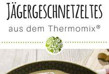 Der Berg Ruft - Alpenküche aus dem Thermomix® / Urlaubs-Alpenfeeling für Daheim... Alpenküche aus dem Thermomix®
