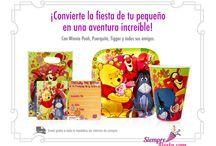 Fiesta de Winnie Pooh / Ideas y artículos para tu fiesta de Winnie Pooh.