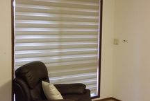 Improve your home / Control the light and privacy with Blinds. Regulate the temperature in summer and winter with Shutters Protect for the sun and wind at anytime