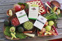 NatureSeal / Keeping fruits and vegetables from browning without altering the flavor.  Save time by preparing cut produce in advance.  Save money by extending the shelf life of your fresh produce.  Meal prep, prepare school lunches or easy on-the-go snacks for kids, prep for parties or holidays.