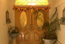 decorations and rangoli