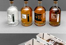 bottle package design