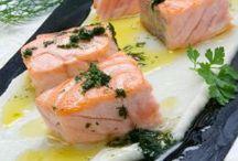 salmón fácil
