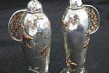 Salt & pepper shakers / by Fleur McMullin