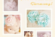 Jewel Box Ballerina All Flower Tutorials Giveaway / by Liz Morgan/Tuggle