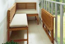 Balcony design inspiration