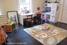 Kids room/playroom