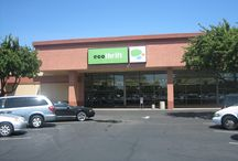 Citrus Heights / Eco Thrift Citrus Heights 7305 Greenback Lane Citrus Heights, CA 95621 p: 916.729.8474 f: 916.729.8472 info@ecothrift.com Mon-Sat: 9AM to 8PM Sunday: 10AM to 6PM