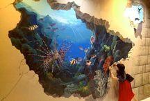 Murales in casa