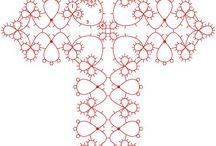 frywolitkowe krzyżyki