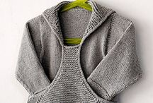 sweterki -kamizelki