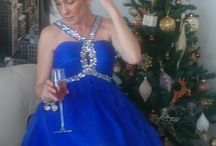 New Year / #PartyLook #PartyDress #JewelDress #Style #Fashion  #FashionBlog