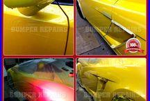 Lamborghini Gallardo Repair London / We repair Lamborghini Gallardo paint scratch, bodywork dent and alloy wheel scratch damage in London, Surrey, Hertfordshire, Essex & Kent