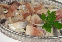 Вкусняшки;  рыба