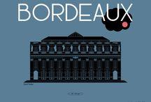 Bordeaux Silhouette