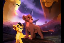 Lion king origins