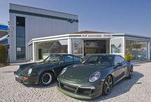 Porsche / by Dennis Eusebio
