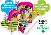 Everything Girl Scouts!  / Girl Scout Campaigns, Cookies & Fun! / by Jen Lawrence