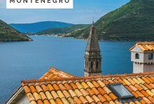 Montenegro travel inspirations