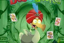 Dodo Gourou / Soyez plus rapide que le Dodo pour le battre aux cartes!