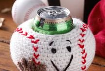 Crochet Cozies / Cozies for your cups, glasses, teapots,mugs,eggs,apples and anything else a Cozies can be used for. / by Carol Feltman