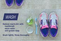 Lavar shoes