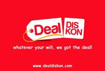 Deal Diskon / whatever you will, we got the Deal!