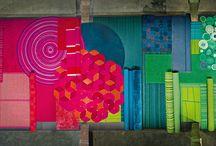 Colors in Decoration - Cores na Decoração / Você pode até gostar da decoração mais neutra, mas uma pitada de cor pontual sempre cairá bem e deixará sua casa com mais personalidade. Inspire-se!
