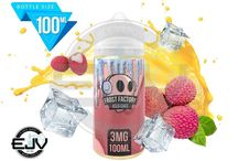 Frost Factory / Frost Factory E-Liquid is the newest creation from Air Factory E-Liquid. Recently released, the Frost Factory lineup includes: Crisp Apple, Tropic Freeze and Iced Chee. Delectable fruit flavors blended with icy menthol. The delicious chilling eliquids from Frost Factory are beautifully packaged in a box in a 100ml Chubby Unicorn bottle  https://www.ejuicevapor.com/collections/frost-factory