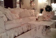 Romantic Shabby Chic - Inspiration