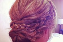 Bridesmaid / Updos for wedding