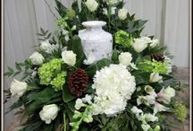 Sympathy - Urn Wreaths