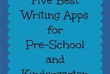 Kindergarten technology / by Stephanie Dusselier