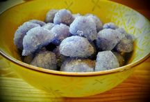caramelle di violetta