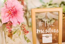 Wedding Inspiration (one day) / Wedding inspiration with a basis towards fall