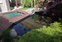 Zahradní jezírka Brno / Zahradní jezírka Brno a okolí. Není problém. Zajistíme stavbu zahradního jezírka po celé České republice i Slovensku.