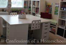 Homeschool Organization & Schedules