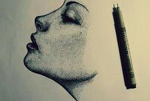 rostros de mujer