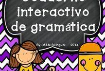 Bilingual materials / Educational materials for bilingual classes