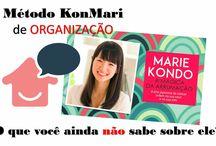 método KonMari de organização