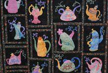 quilts applique patchwork