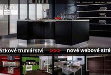 MK MAREK KUCHYNĚ - výroba kuchyní a zakázková výroba nábytku na míru Plzeň. / V truhlářství MK Marek převážně vyrábíme kuchyně na míru, bytový nábytek, koupelnový nábytek, kancelářský nábytek, výroba šatních skříní, výroba vestavěných skříní, včetně montáže a dopravy.