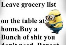 Stuff to Buy