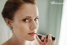 Wedding Make Up / #weddingmakeup by www.elleaunaturel.com Photography by Maloman Photogtaphy