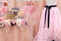craft inspiration - tulle